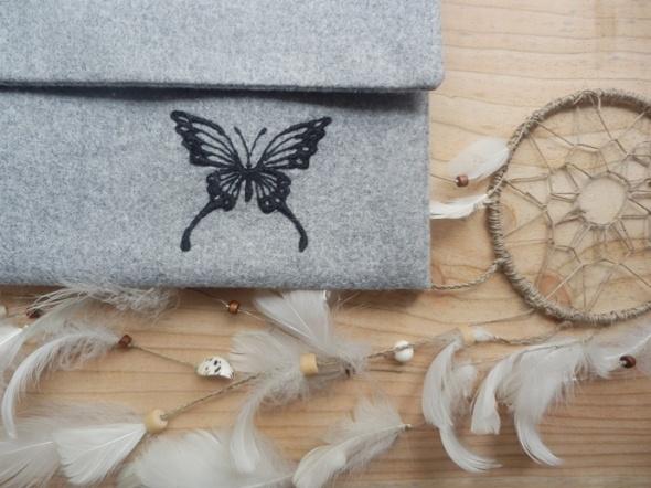 Kopertówka z motylkiem