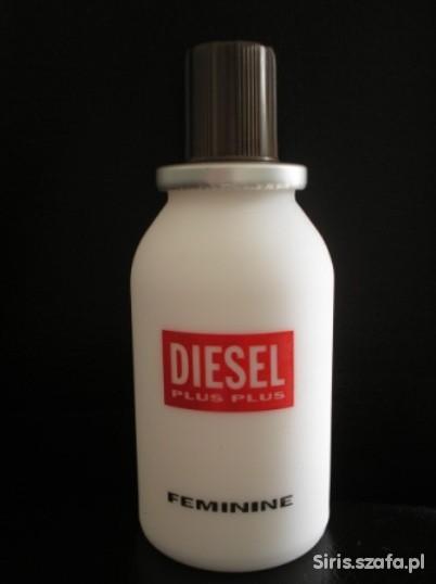 Damska woda toaletowa Diesel Plus Plus