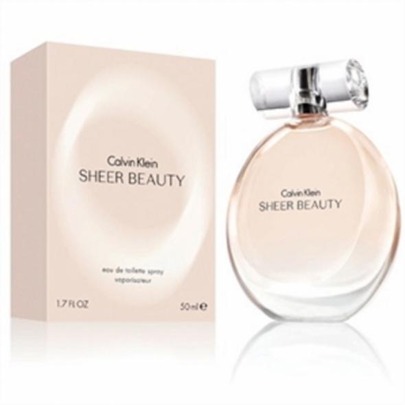 Calvin Klein Sheer Beauty EdT 50 ml CK NOWA oryginał pudełko folia