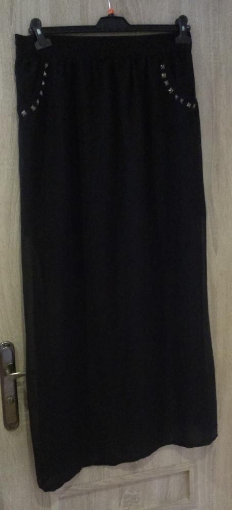 Spódnice Nowa czarna spódniczka 44