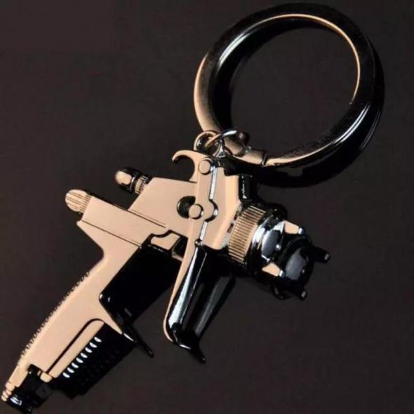 Brelok pistolet lakierniczy