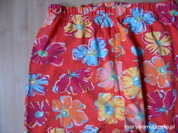 Jackpot kwiatowe legginsy...