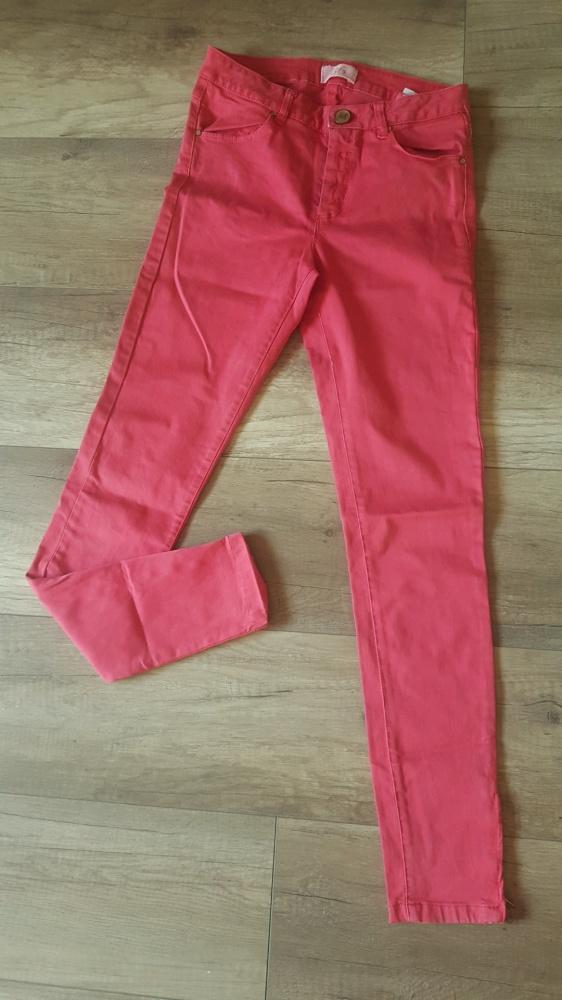 Malinowe rurki Zara