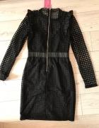 Sukienka czarna amazing azurowa hollywood dream...