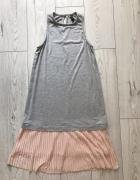 Sukienka plisowana stradivarius s...