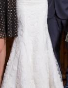 suknia ślubna syrenka...