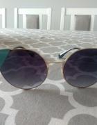 Okulary przeciwsłoneczne kocie oczy