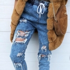 Jeansy Ripped Denim baggy