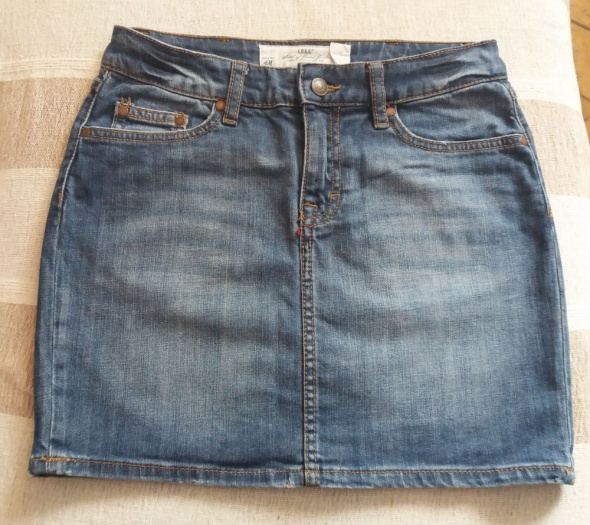spódnica jeansowa H&M r 36