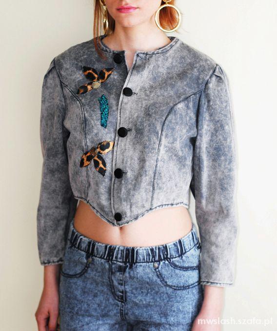 Bolerko Jeans DIY M