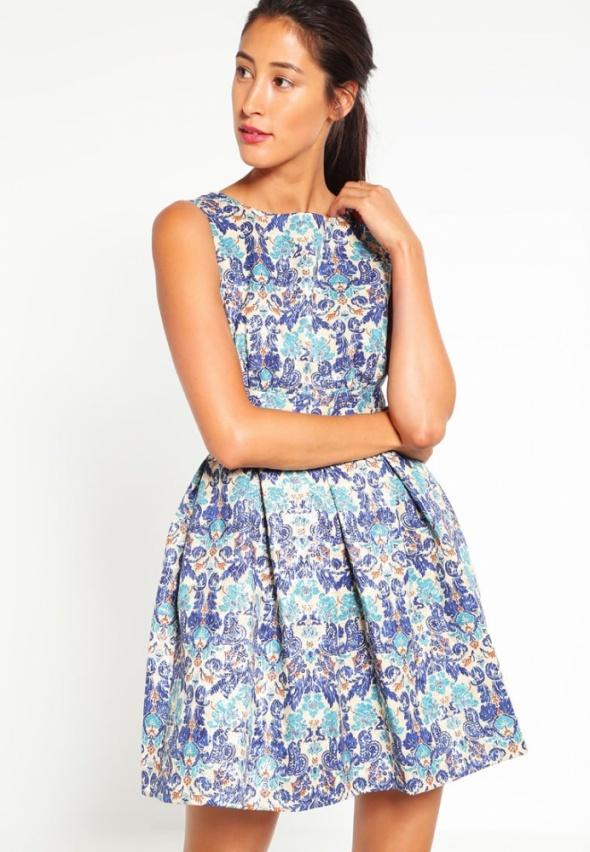 9dbdefbefb Closet London Sukienka multi błyszcząca 34 XS UK 8 w Suknie i ...