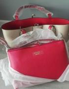 GUESS Nowa dwustronna shopper bag...