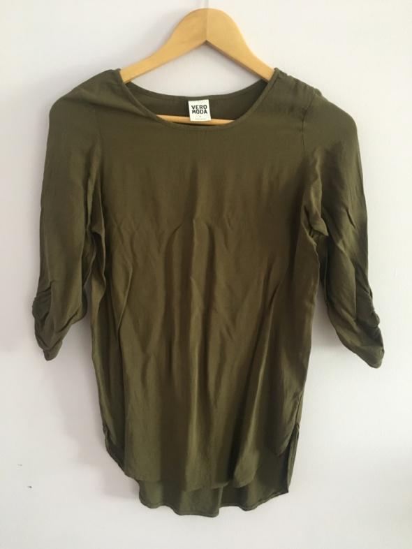 Zielona bluzka Vero Moda S...