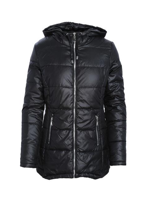 Czarna kurtka S