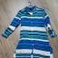 Koszula tunika sukienka w kolorowe paski H&M rozm 36