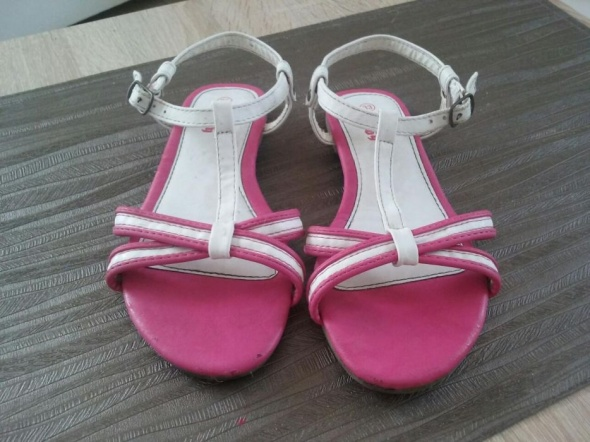Sandałki 33...