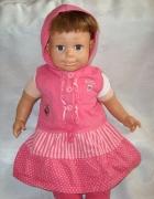Disney sukienka różowa dresowa roz 3 6 msc...