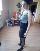 Sukienka andrzejki...