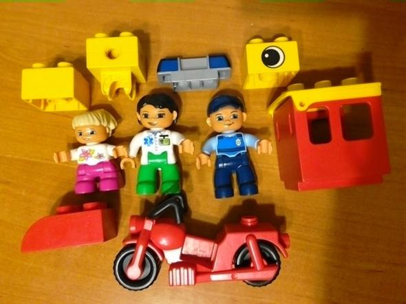 LEGO duplo...