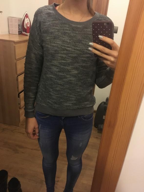 Sweterek szary New Yorker rozmiar XS