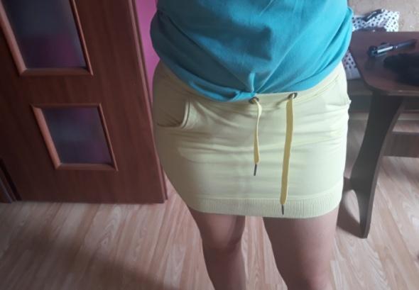 spódnica mini Sinsay...