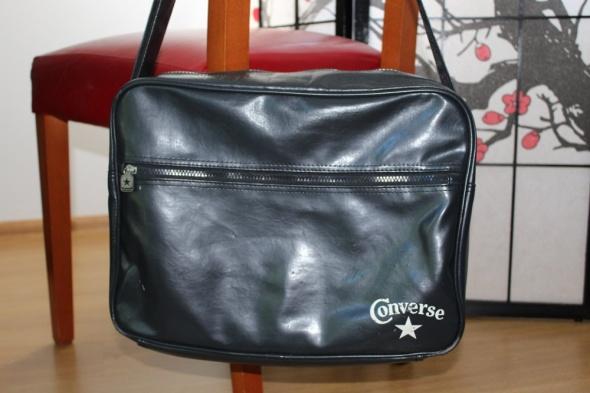 19117d73f7170 CONVERSE torba torebka listonoszka czarna plecak w Torebki na co ...
