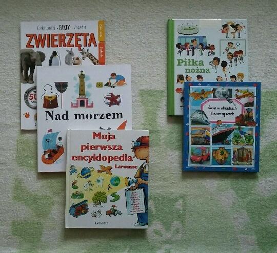 książeczki różne