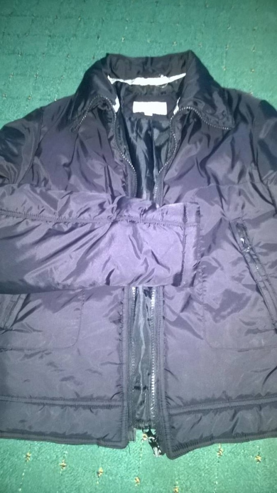 czarna kurtka TERRANOVA rozmiar S...