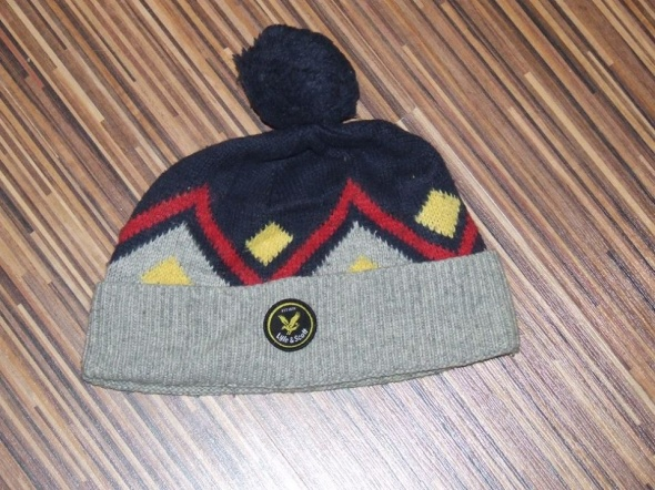 czapka zimowa Lyle&Scott rozmiar 104...