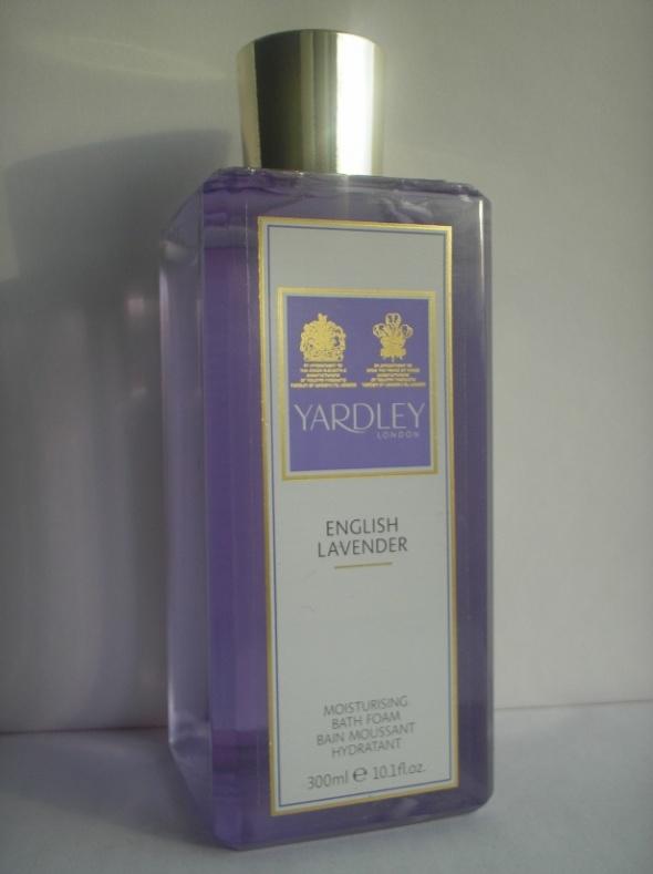 Perfumowany płyn do kąpieli Yardley English Lavender 300 ml