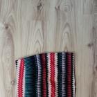 Spódnica spódniczka azteckie wzory zamek zip mini h&m 36