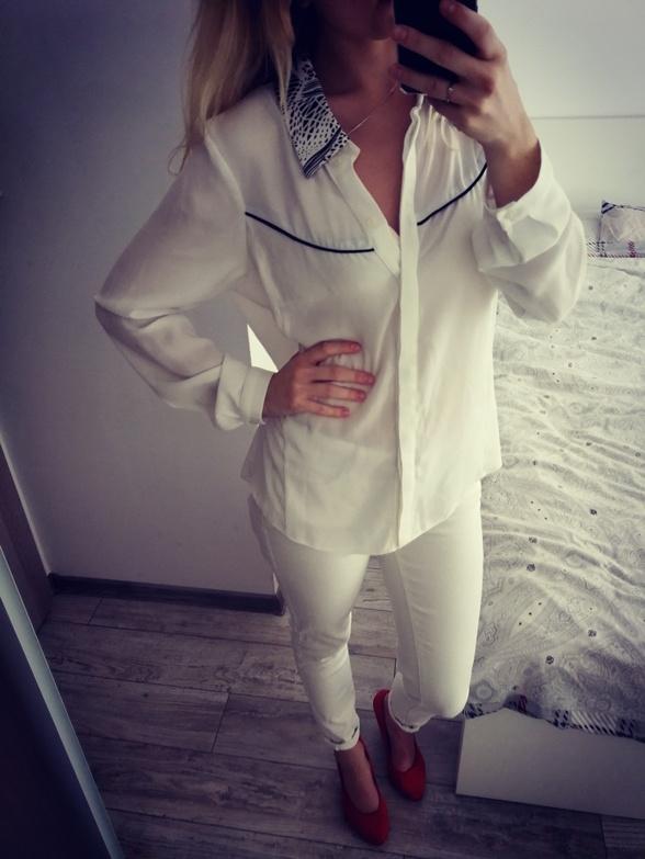 Biała koszula Makalu L...