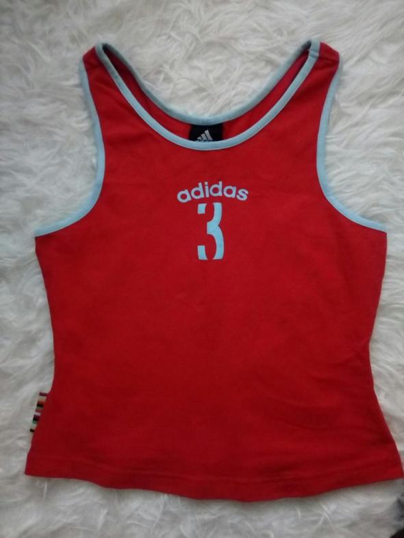 Sportowa koszulka top adidas Nowa...