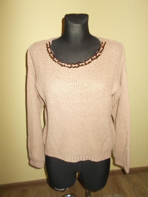 Sweter łańcuch S