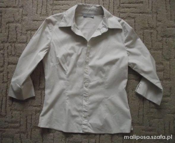 Koszula beżowa C&A 36 S stan idealny