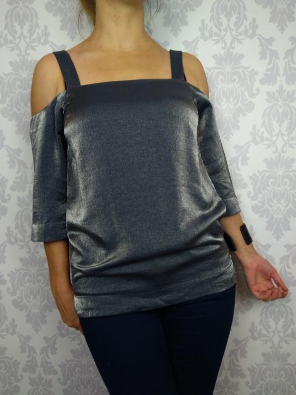 Nowa srebrna bluzka Next...