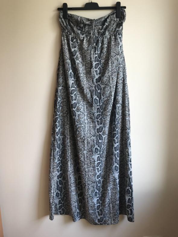 Reserved maxi dress panterka...