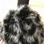 Nauszniki z futerkiem idealne na zimę