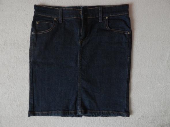 jeansowa spódnica Marc O Polo...