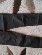 woskowane spodnie xxs...
