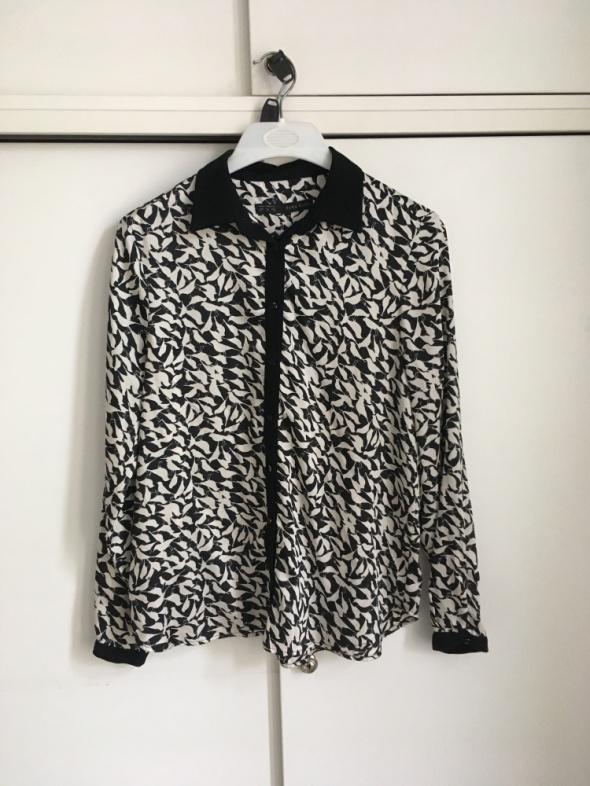 koszula wzory Zara M...