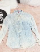 Jeansowa koszula Divided oversize...