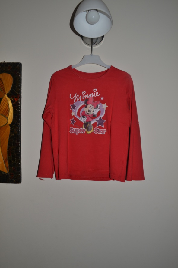 Bluzka Disney 122cm 128cm MYSZKA MIKI...