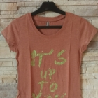 CARRY Tshirt XS jak nowy