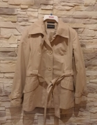 DZIEKAŃSKI cienki płaszcz r38 idealny