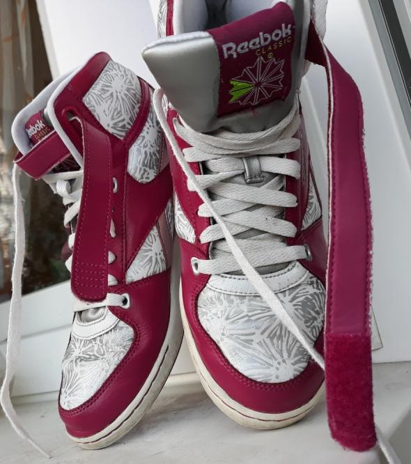 Reebok obuwie sportowe
