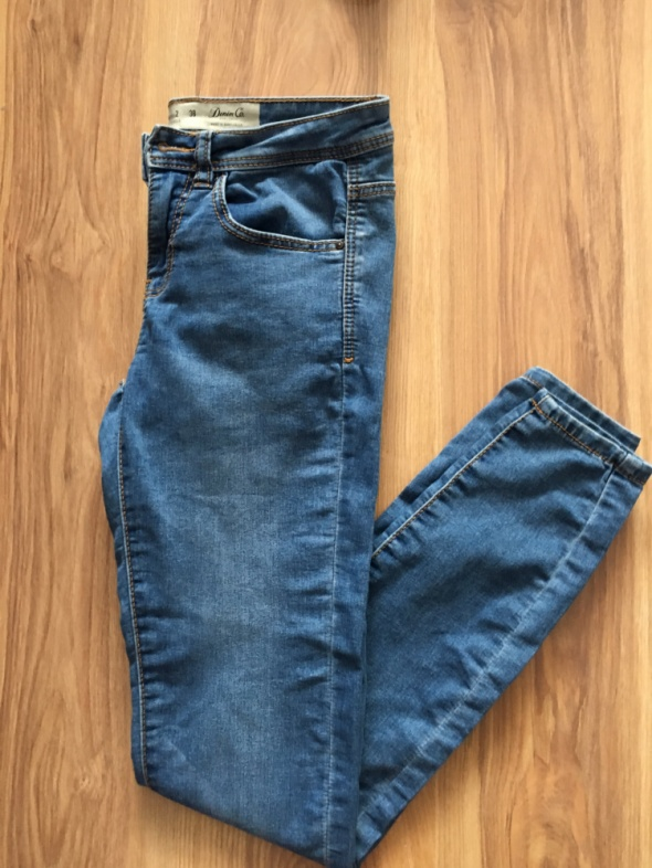 Jasne jeansy New Look XS...
