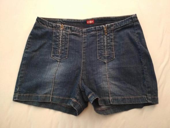 Nietypowe jeansowe szorty BIG STAR...