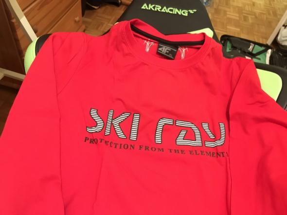 Bluzka 4F Ski Ray