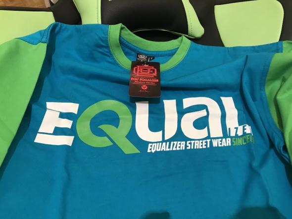 Bluzka Equalizer